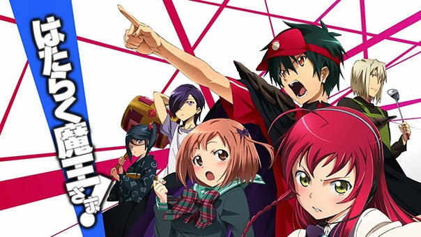 Poster The Devil is a Part-Timer!