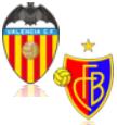 FC Valencia - FC Basel