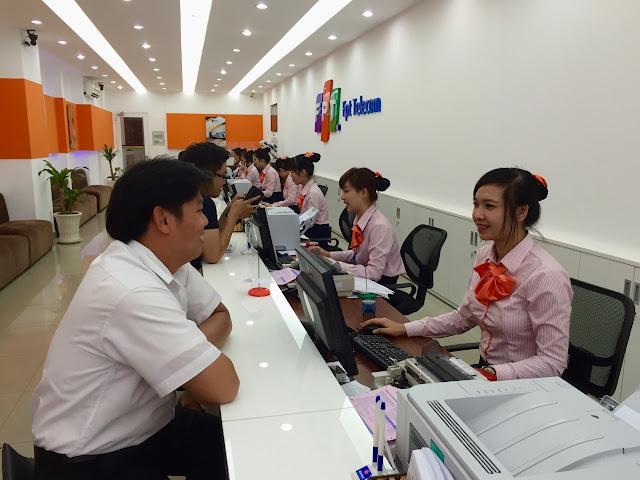 Chi nhánh công ty FPT Telecom