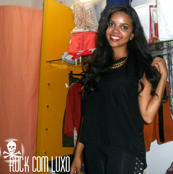 Rock com Luxo