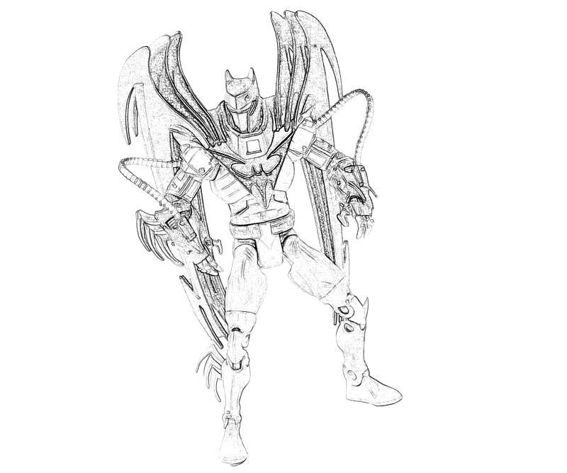 printable-batman-arkham -city-azrael-weapon_coloring-pages