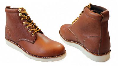 herrestøvler fra Rugged Gear