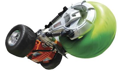 TOYS : JUGUETES - AIR REBOUND RC  Vehículo Radiciontrol | Bizak 2015 | A partir de 8 años  Comprar en Amazon España