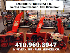 NEED OUTDOOR EQUIPMENT?