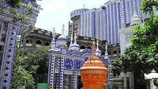 Keindahan Masjid Tiban Turen di Malang