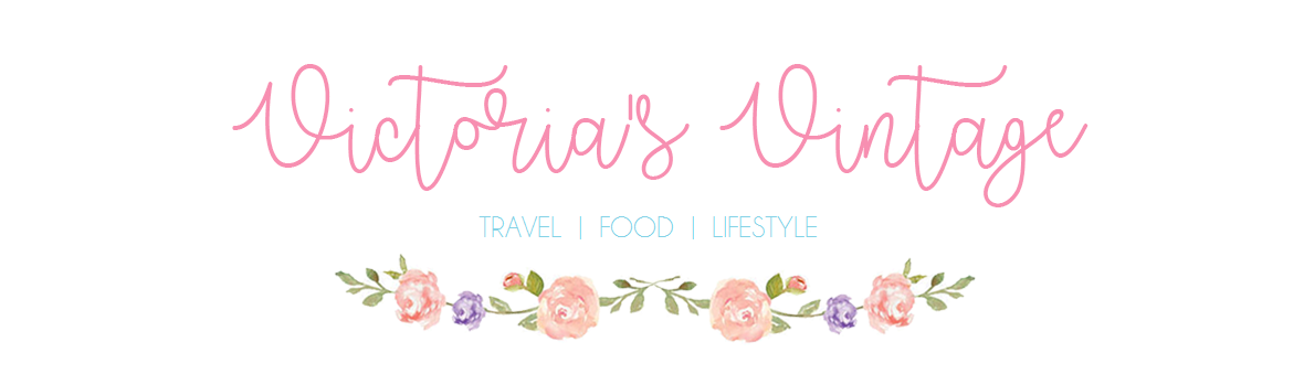 Victorias Vintage | Travel, Food & Lifestyle Blog