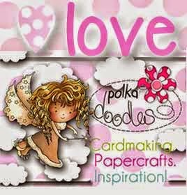 I'm proud to be on the Polka Doodles design team