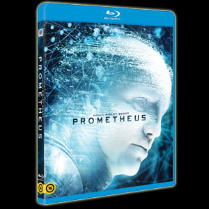 Prometheus (2012) Blu-ray