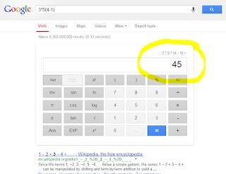 google calc