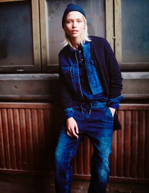 H&M Conscious Denim, go green, wear jeans, wear denim, for women