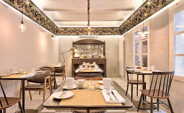 Casa Ellul hotel con encanto en La Valetta chicanddeco