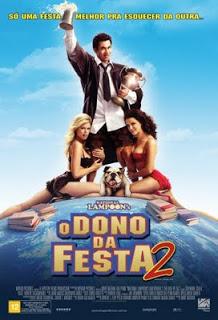 Baixar Filme O Dono da Festa 2 DVDRip AVI + RMVB Dublado