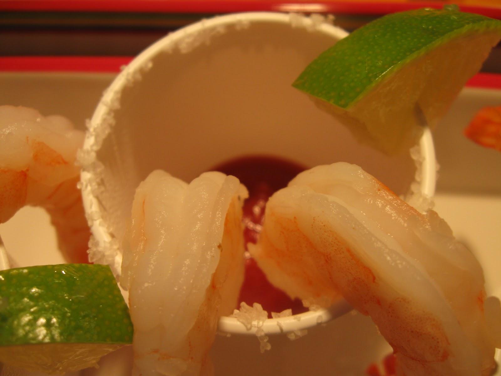 Close up of the Mini Caprese Salad