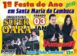FESTA DE REIS DIA 03 DE JANEIRO