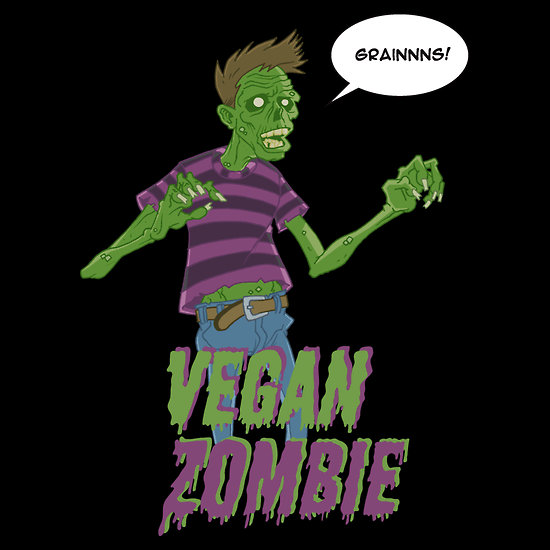 Vegan Zombie - Grain