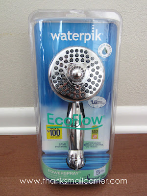 Waterpik EcoFlow Shower Head
