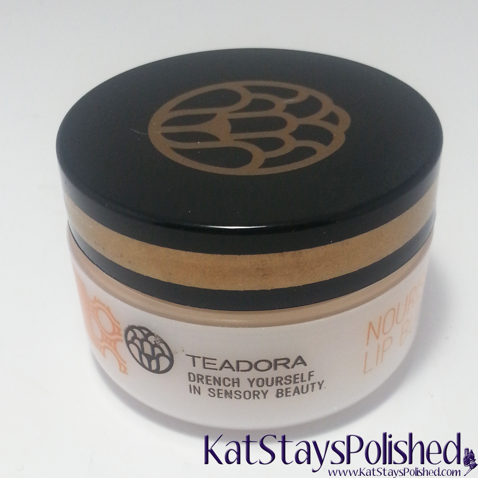 Teadora Nourishing Lip Butter - Rainforest at Dawn | Kat Stays Polished