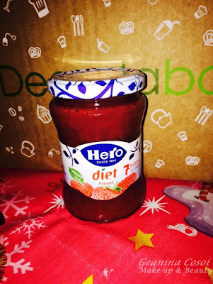 Mermelada Hero Diet Degustabox Diciembre 2015
