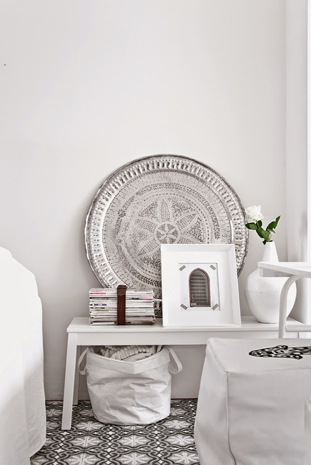 Scandinavian with a Moroccan twist