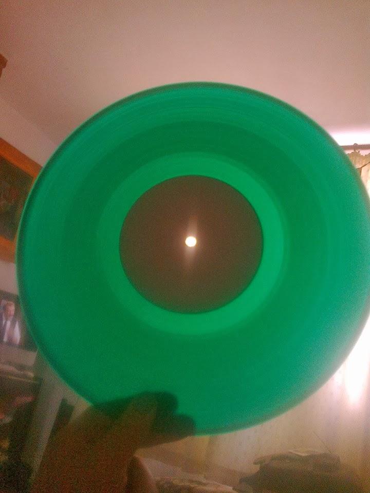 The UOEIA vinyl