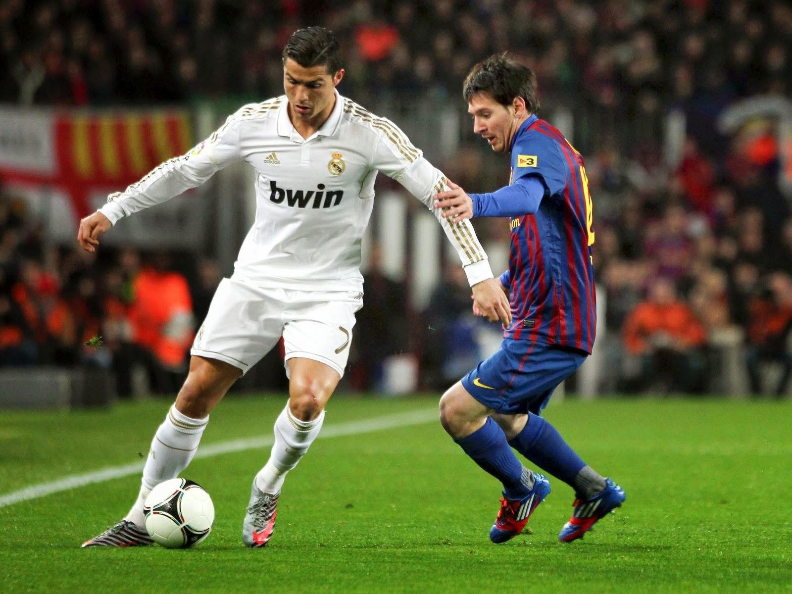 Messi Cristiano Ronaldo Lionel Real Madrid Barcelona quien es mejor balón de oro el mejor de todos los tiempos