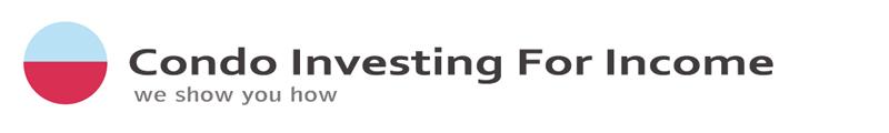 Condo Investing For Income