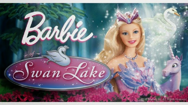 barbie swan lake movie instmank