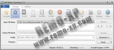 AVS Video Converter v7.1.2.480 Full