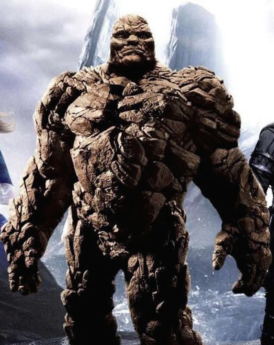 Marvel Fans React at the Thing's Lack of Pants in New ...