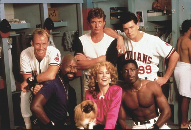 Cast from Major League