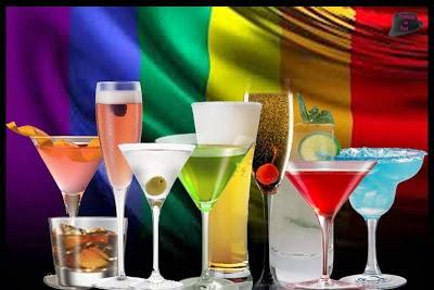 10 bebidas gays