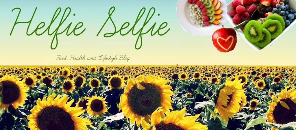 Helfie Selfie