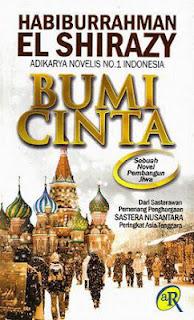 Novel Islami: Bumi Cinta