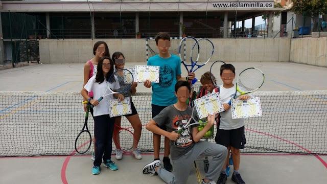 clases tenis las palmas