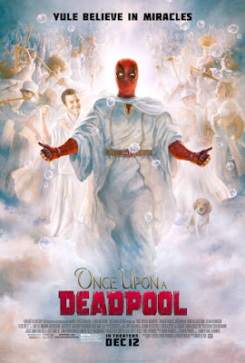 Once Upon a Deadpool 2018 Eng HDRip 480p 350Mb ESub x264