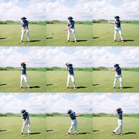 How to get rid of tension in your golf swing