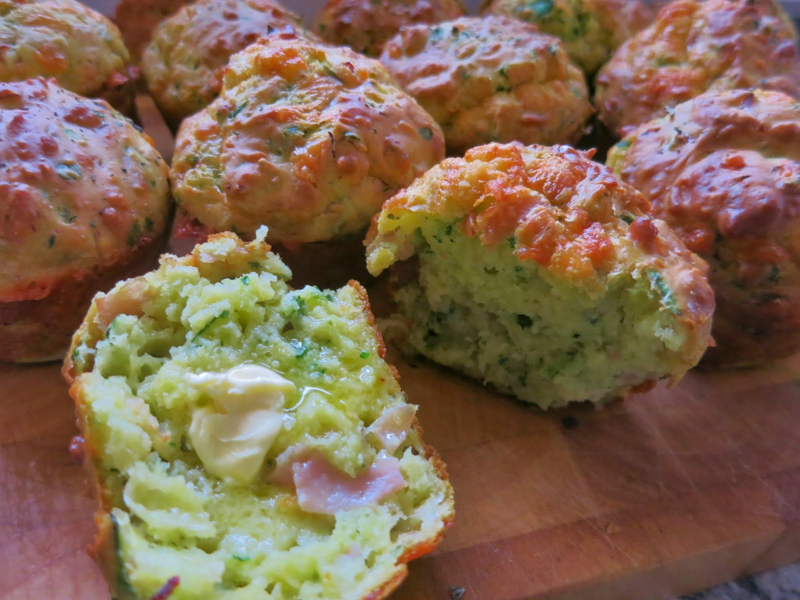 ... with Play at Home: Ham, Cheese and Spinach Muffins. Cooking with Kids