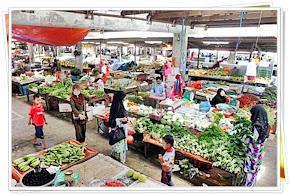 Pasar Cabang Tiga