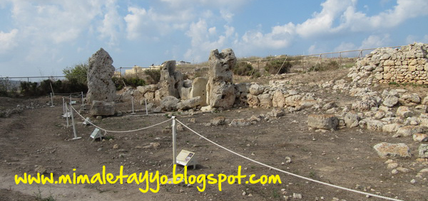 Templo megalítico de Skorba, Malta