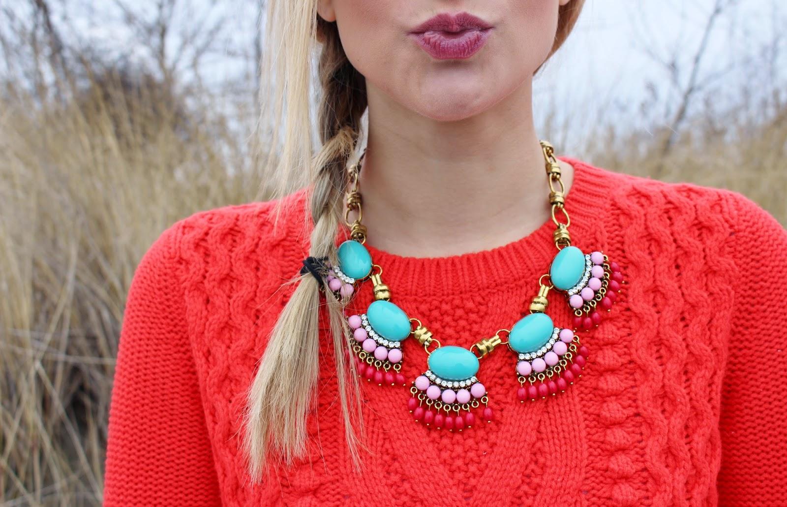 bijuleni - ily Couture necklace