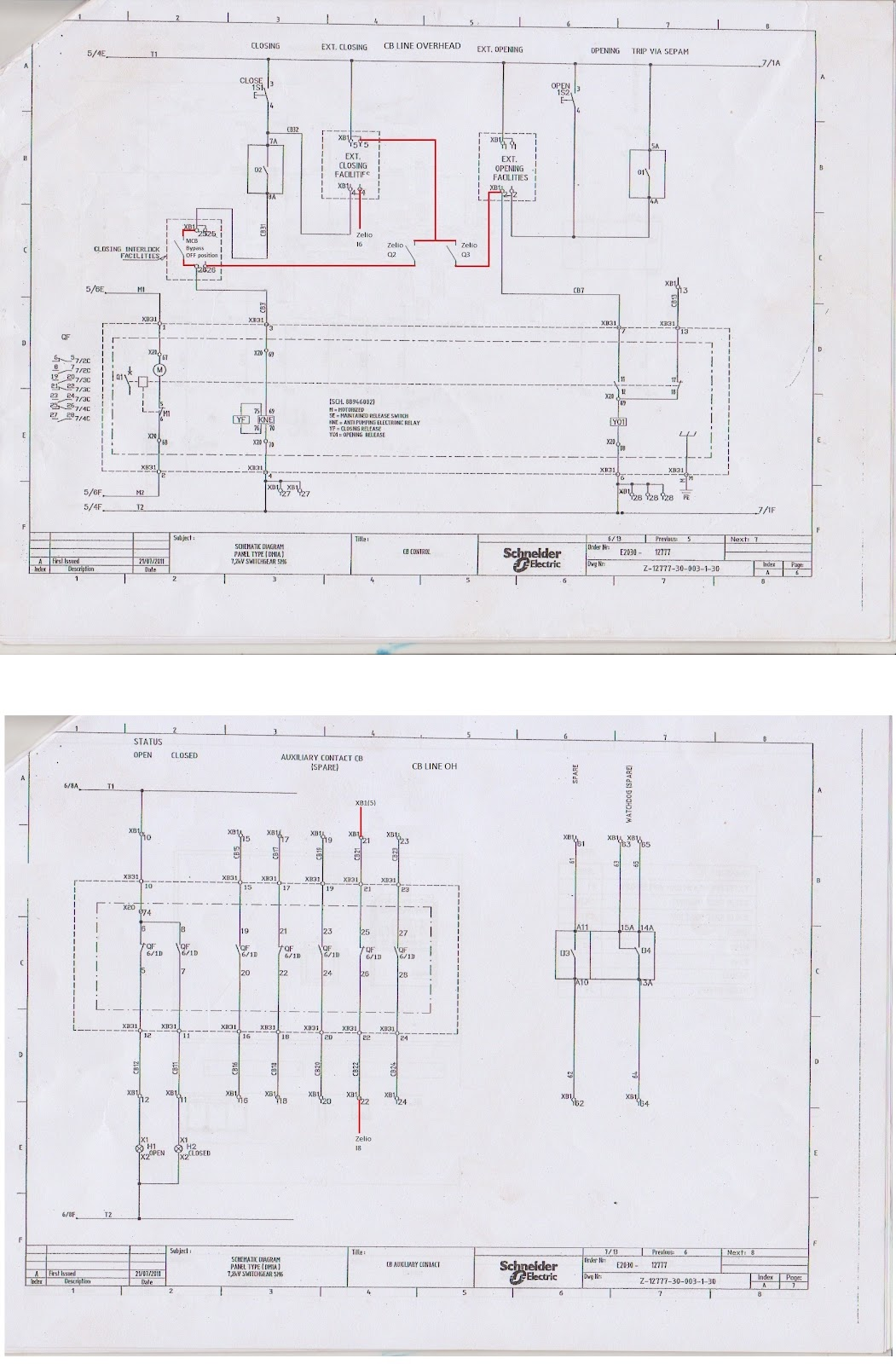 Blog pengalaman wiring diagram auto recloser panel cb dm 1a panel outgoing to trafo 3150 kva asfbconference2016 Choice Image