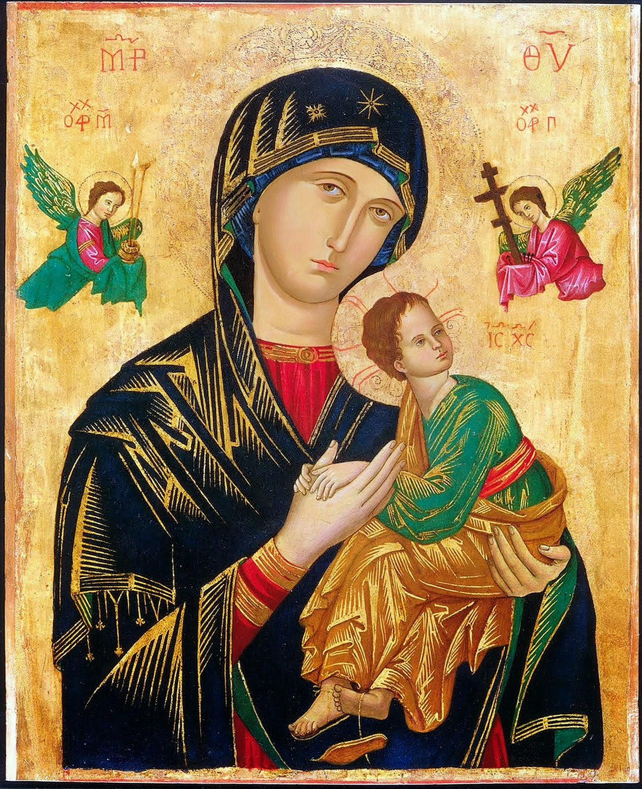 JUNE 27 - OUR LADY OF PERPETUAL HELP --- IL-MADONNA TAS-SOKKORS PERPETWU