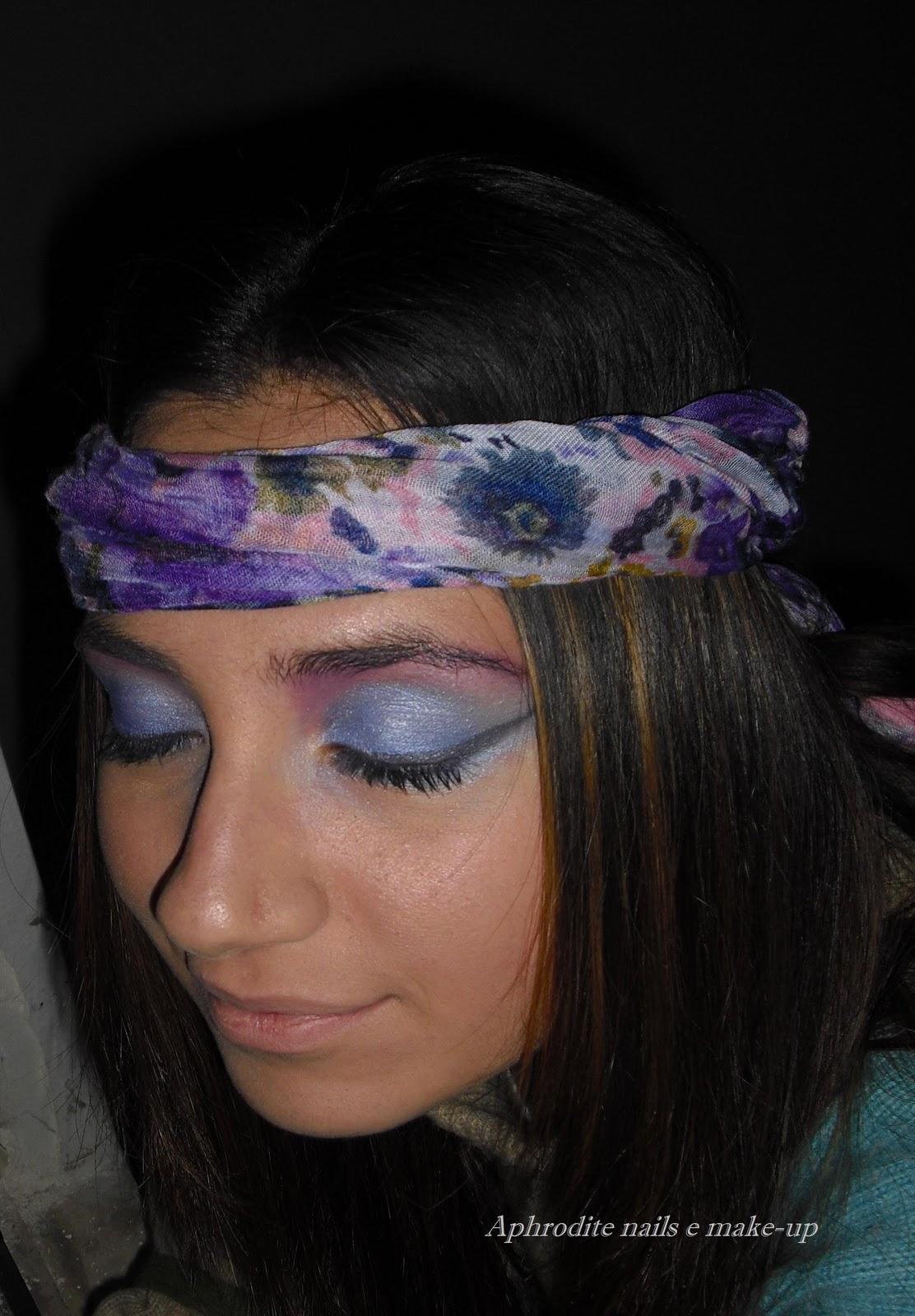 Hippie Make Up Hot Girls Wallpaper