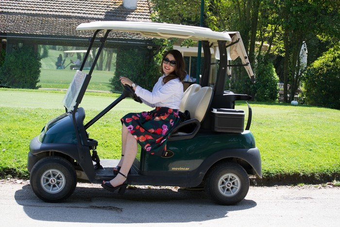 Golf club parco di roma