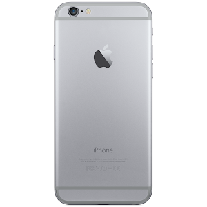 Apple iPhone 6 Plus (rear)