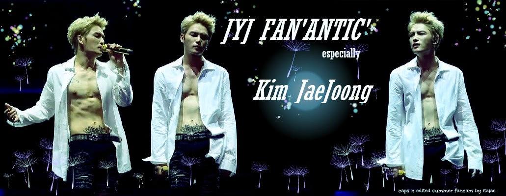 JYJ Fan'antic'