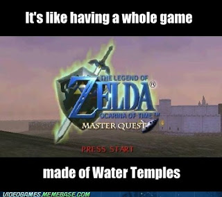 zelda oot mq Morning LOL   The Legend Of Zelda: Ocarina Of Time   Master Quest