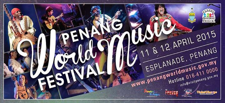 2015 Penang World Music Festival