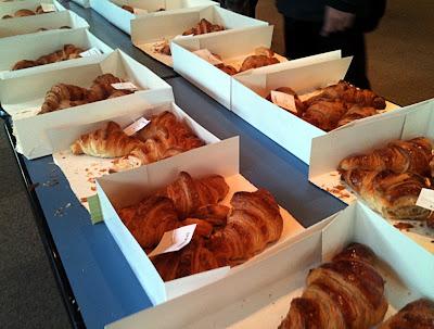 Le concours du meilleur croissant au beurre d'Ile de France