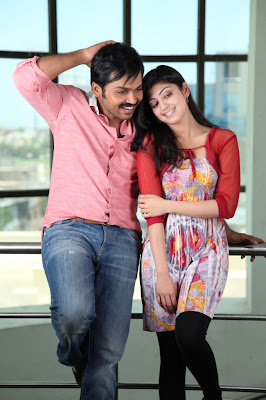 Karthi and Praneetha Latest Stills